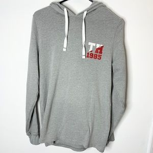 Tommy Hilfiger grey hoodie size small